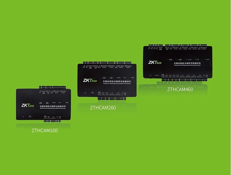 ZTHCAM系列生物识别门禁控制器